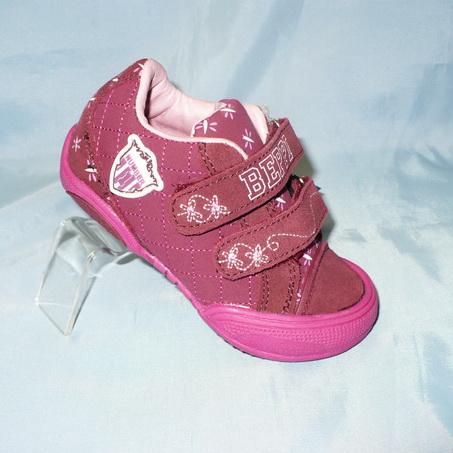 Fialové botasky Beppi